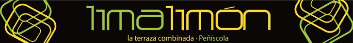 Terraza Lima Limón en Peñíscola